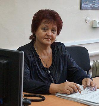 Волкова Тамара Леонидовна